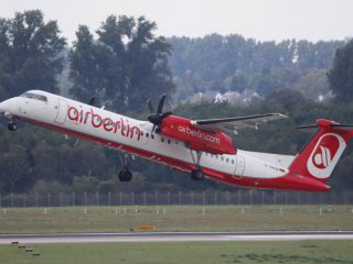 Lufthansa takes over large parts of Air Berlin