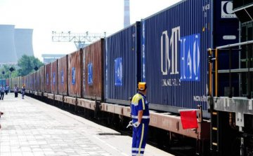 First Changchun-Hamburg freight train departs
