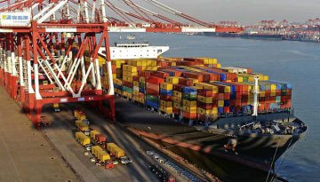Chinas trade volume up 16.6 pct in Jan.-Sept.