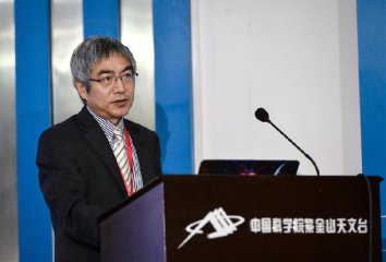 China announces new gravitational wave observation