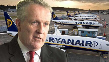 Malaysia Airlines taken by surprise over CEO Peter Bellew rejoining Ryanair