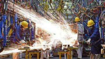 China industrial output remains stable in Jan-Sept