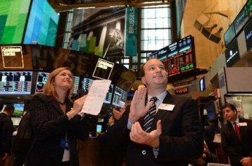 U.S. stocks post weekly gain amid earnings, tax reform expectation