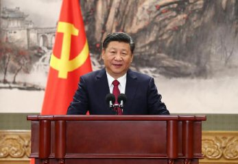 "Confident Xi begins second term with ambitious promises for ""new era"""