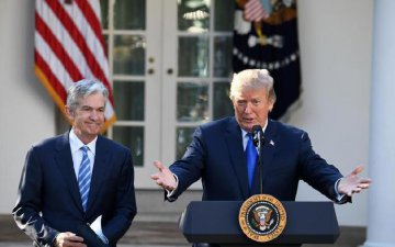 Trump picks Powell as next Fed chair, policy continuity expected