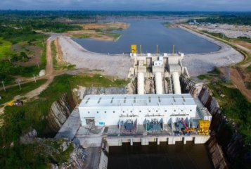 Cote dIvoire inaugurates Chinese-built biggest hydropower dam