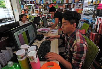 E-commerce boom highlights robust China consumption