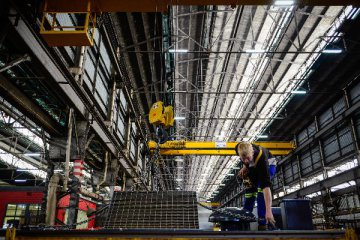 Chinas industrial output up 6.2 pct in October