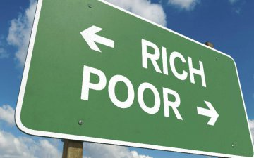 Global wealth rises over decade, but rich-poor gap grows: report