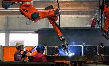 Chinas economy slower but healthier