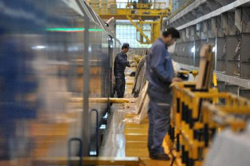 China encourages private investment in manufacturing upgrade