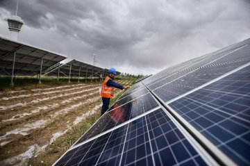 China Machinery Engineering gets $33 mln solar farm procurement contract