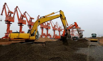 Chinas non-manufacturing sector expands in November