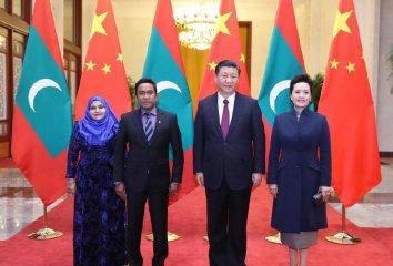 China, Maldives to increase Belt and Road cooperation