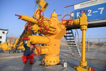 China wants to import more natural gas: spokesperson