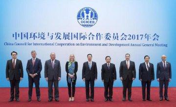 China strives to enhance environmental protection: vice premier
