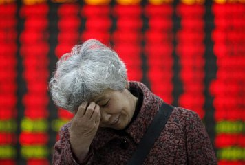 ​Chinese shares close higher Wednesday
