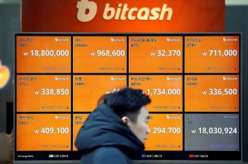 S.Korea bans trading of Bitcoin among certain financial institutions