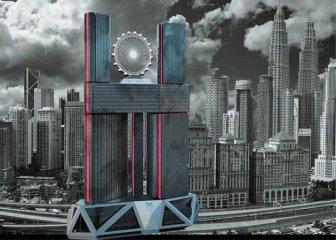 CRIG signs M101 Sky wheel project in Kuala Lumpur