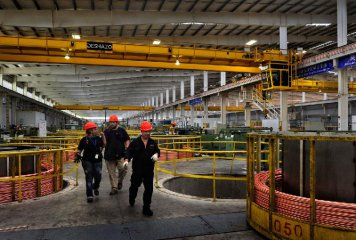 Chinas industrial output up 6.1 pct in November