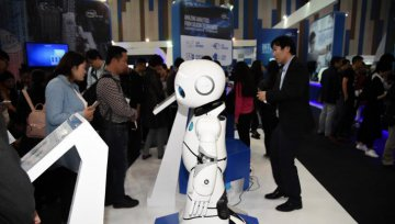 China to boost competitiveness in AI