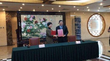 NDRC signs Belt and Road agreement with HKSAR