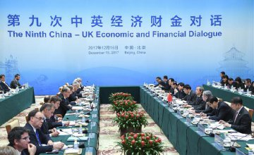"""China, Britain agree to enrich """"Golden Era"""" of bilateral relations"""