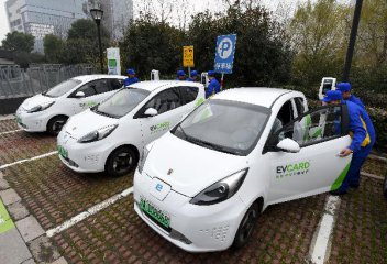 China extends purchase tax exemption for NEVs