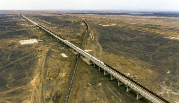 Xinjiang to invest 70 billion USD in infrastructure in 2018