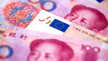 Chinese yuan advances on upbeat economic data