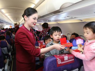 China contributes 549 mln passengers to global aviation industry in 2017