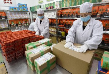 China sees boom in rural e-commerce in 2017