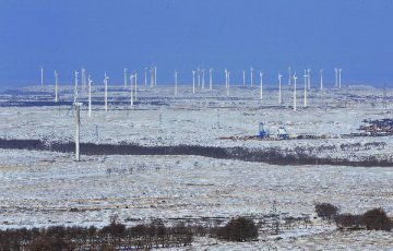 Wind to surpass hydro as largest renewable electricity generation in U.S.