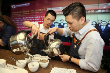 ​Huge potential for Chinas coffeehouse market: report