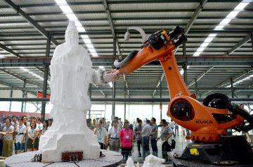 China sees a dramatic surge in demand for industrial robots