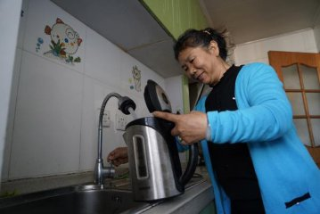 ​China to disclose drinking water safety conditions this year