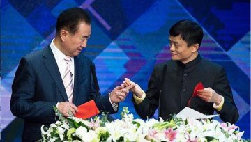 Alibaba Group invests in Wanda Film