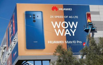 ​Telecom giant Huawei plans big push into UK services sector