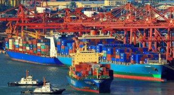 Chinas trade surplus narrows in January