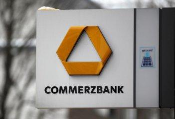 German Commerzbanks profit slides in 2017