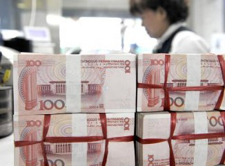 Chinas new yuan loans drop in February, M2 growth stable