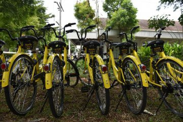 Chinas bike-sharing firm ofo raises 866 mln USD in new round of funding