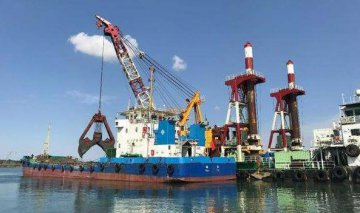 Chinese company wins tender to upgrade Ukraines Black Sea port