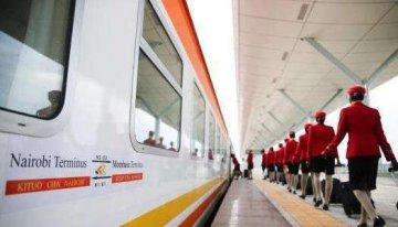 Chinas railway technology helps boost Africas integration