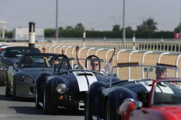 GMC sets Guinness record for largest car parade in Abu Dhabi