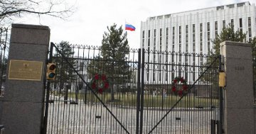 U.S. rolls out sanctions on Russia over election meddling, cyber attacks