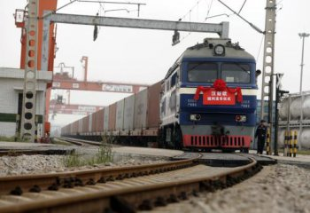 Chinas rail freight up 8.2 pct in February