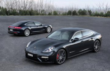 Porsche seeks further growth with electric mobility
