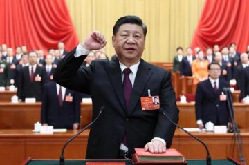 ​Xi Jinping unanimously elected Chinese president, CMC chairman