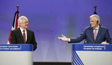 EU, Britain reach Brexit transition deal ahead of EUs spring summit